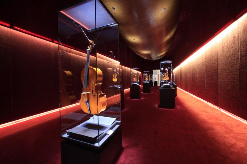 Visita il Museo del Violino