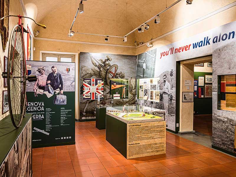 Gita scolastica al Museo della Storia del Genoa CFC - Genova