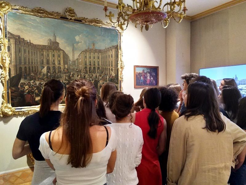 Visita il Museo di Arti Decorative Accorsi-Ometto - Torino