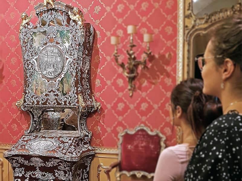 Visita il Museo di Arti Decorative Accorsi-Ometto