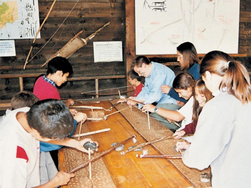 Visita l'Archeodromo, Museo didattico d'Arte e Vita Preistorica