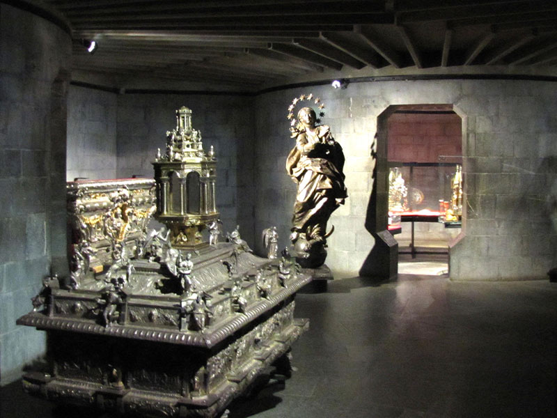 Visita il Museo Diocesano di Genova