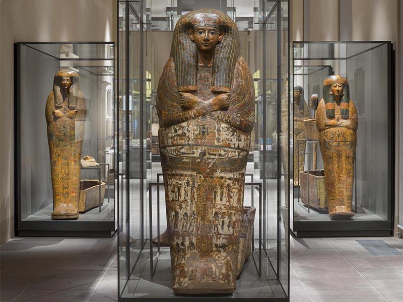 Visita il Museo Egizio - Torino