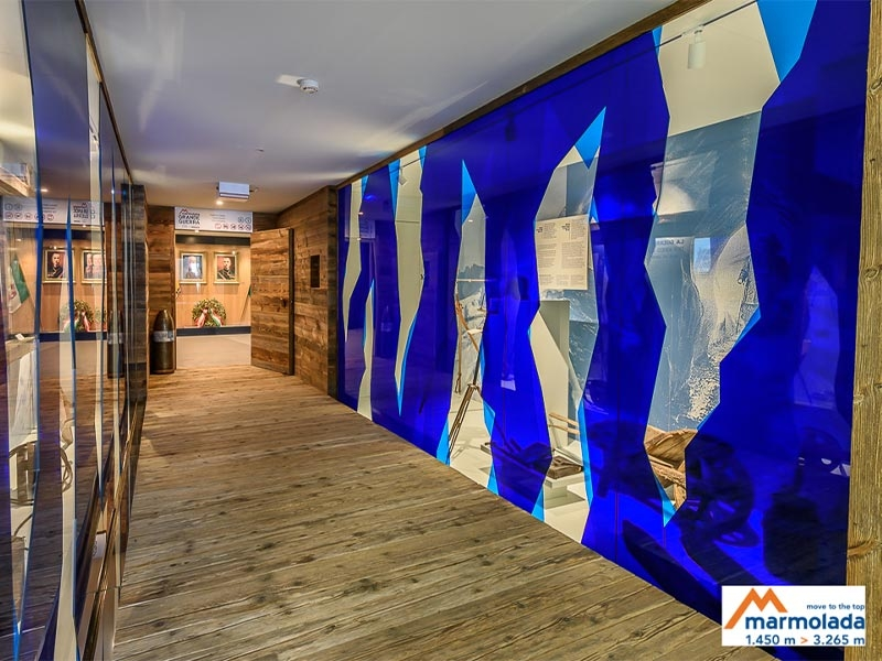 Gita scolastica al Museo Marmolada Grande Guerra 3000 m - Belluno