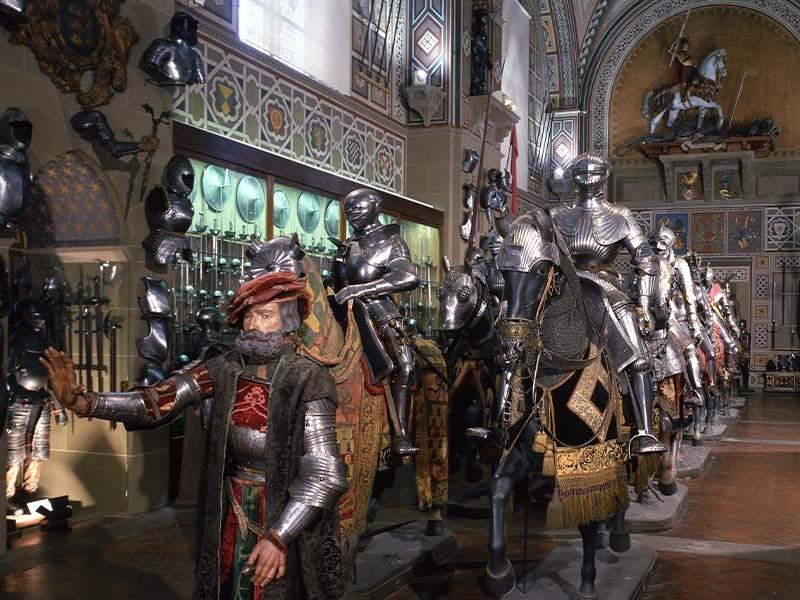 Visita il Museo Stibbert - Firenze