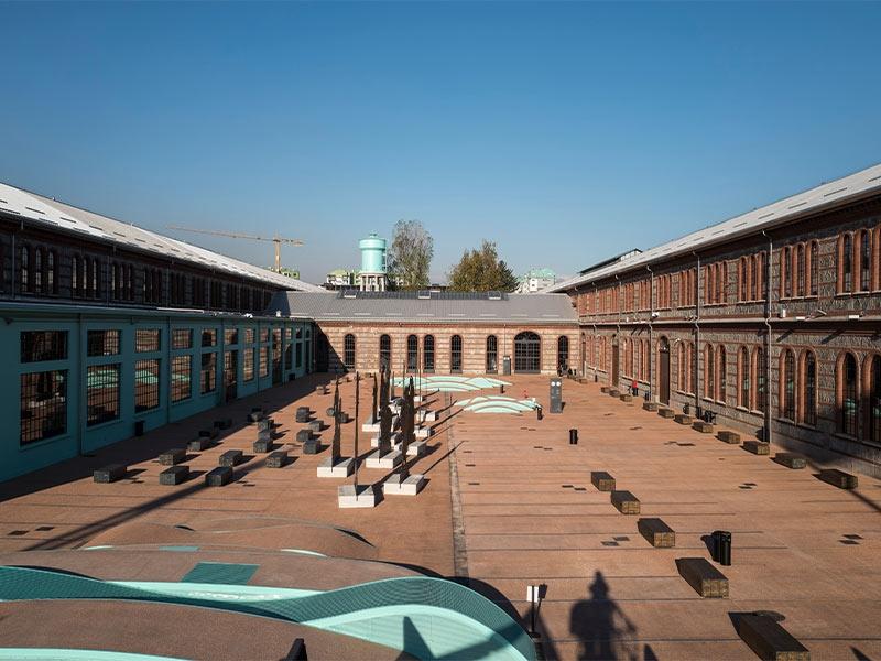 Visita a Torino le Officine Grandi Riparazioni