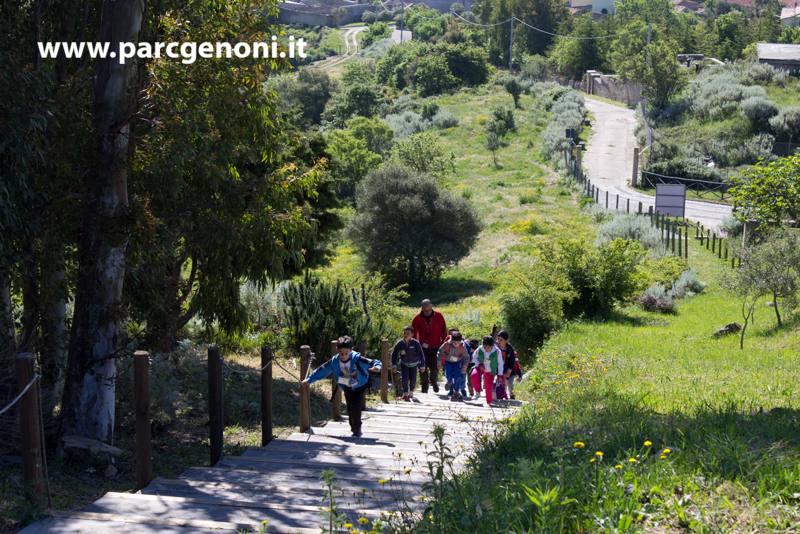 Visita il P.AR.C. Genoni - Paleo Archeo Centro