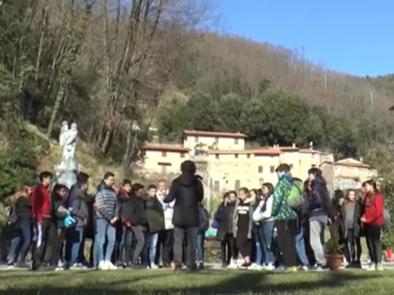 Visita Parco della Pace di Sant'Anna e Corchia Park