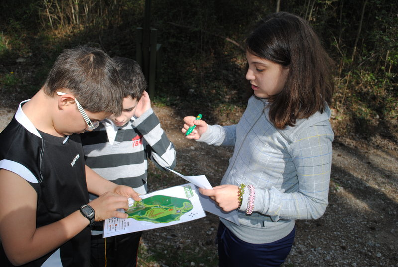 Visita il Parco Le Busatte