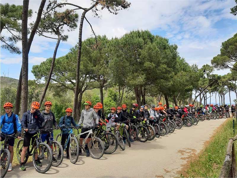 Organizza la tua gita scolastica all'Isola d'Elba con Pelagos