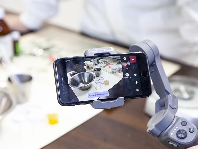 Visite guidate in streaming con Progetto didattico Aboca - Arezzo