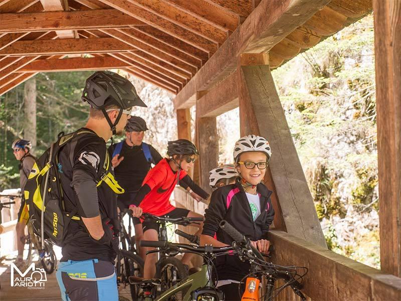 Gita scolastica in Val di Sole con Promescaiol Outdoor Adventure Life - Trento