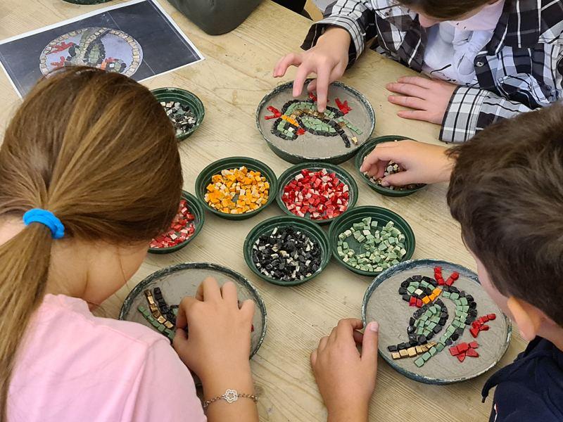 Gita scolastica a Ravenna con RavennAntica