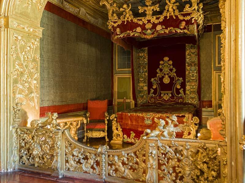 Gita scolastica alla Rocca Meli Lupi di Soragna - Parma