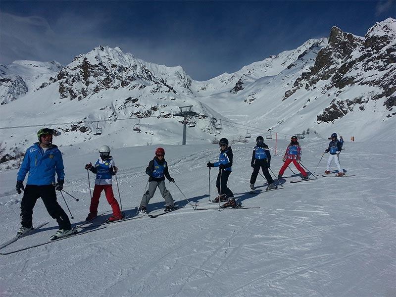 Visita la Scuola Italiana Sci & Snowboard Val di Pejo - Trento