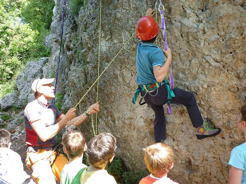Organizza la tua gita scolastica in chiave sportiva-turistica con Sportland - Friuli Venezia Giulia