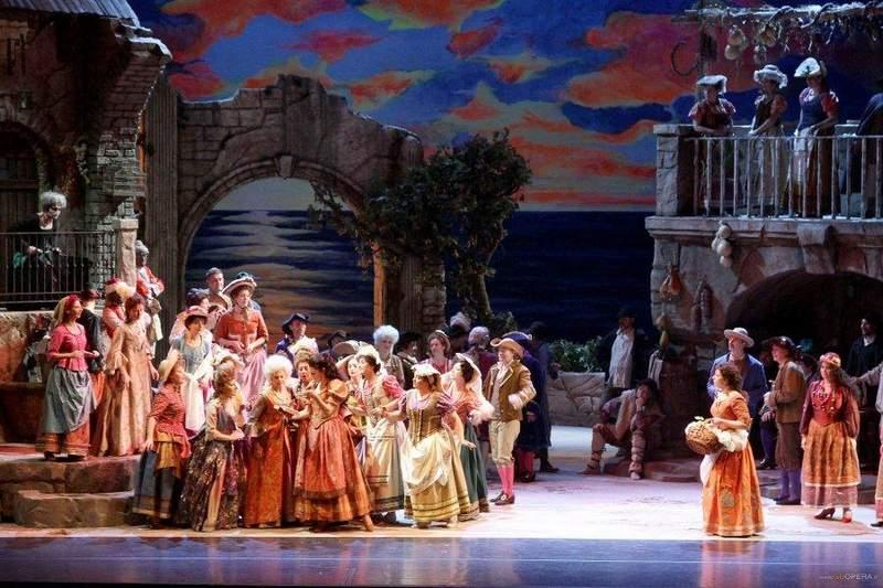 Visita il Teatro di San Carlo