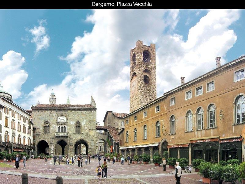 Gita scolastica a Bergamo con Terre di Bergamo di Tosca Rossi