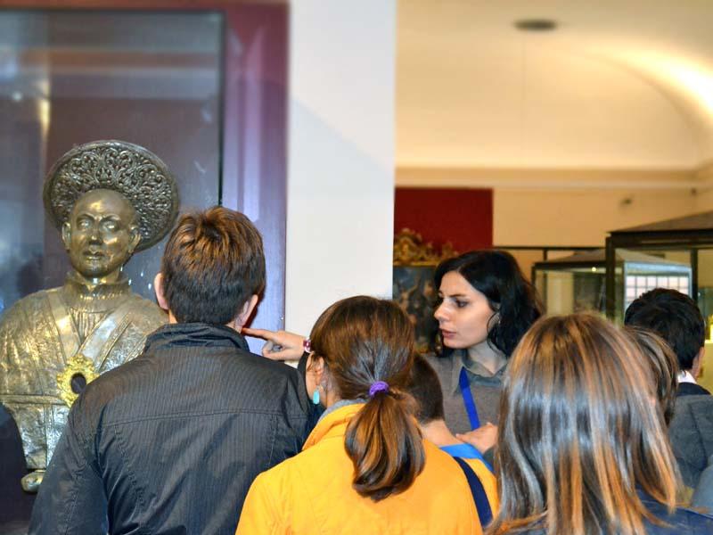 Visita la Torre Narrante al Museo Diocesano di Monreale