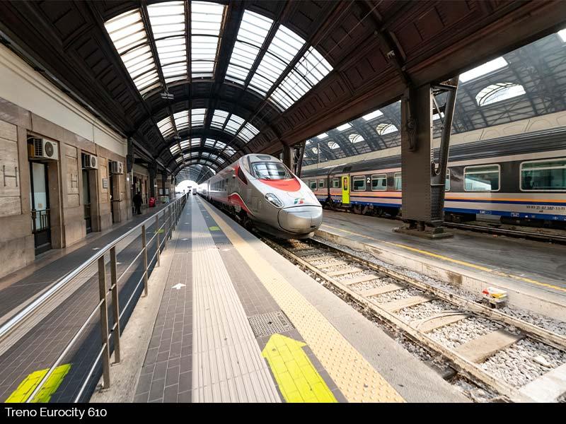 Trenitalia – Trasporto Regionale: In treno è tutta un'altra gita