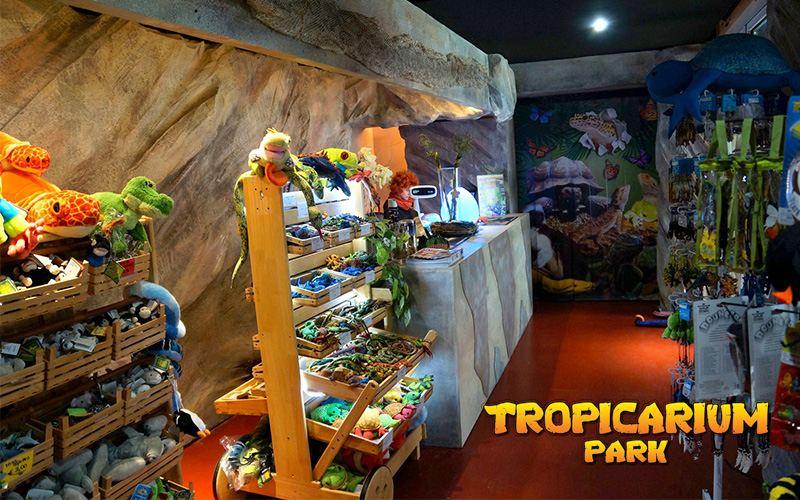 Visita Tropicarium Park