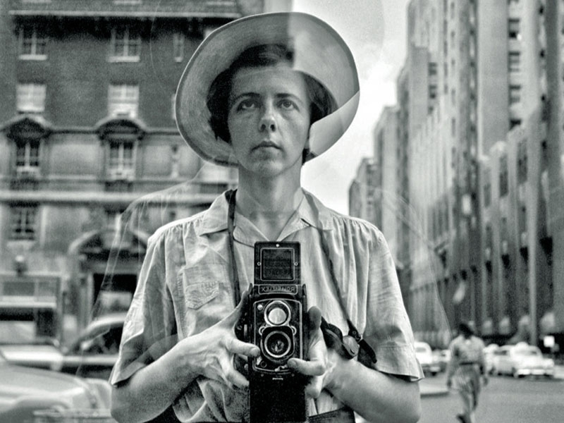 Visita la mostra Vivian Maier – In Her own hands - Next Exhibition